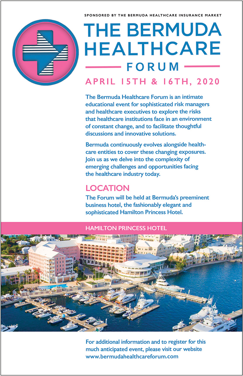 The Bermuda Healthcare Forum Save the Date